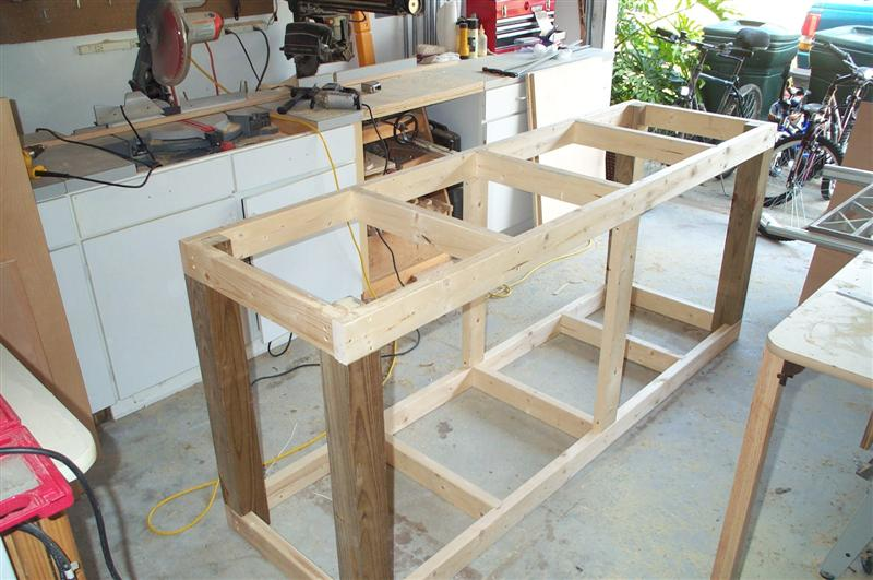 210 stand framing
