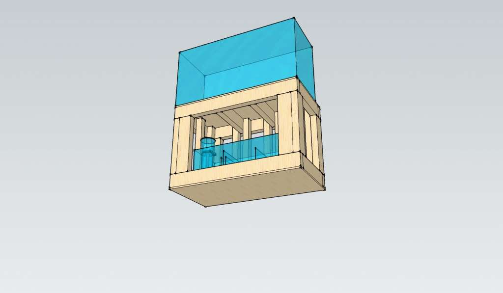 Stand and sump design